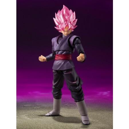 Dragon Ball Super S.H. Figuarts Goku Black Super Saiyan Action Figure