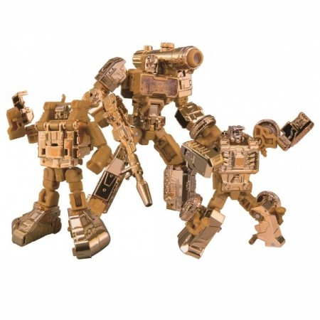 Transformers Golden Lagoon 3 Pack Perceptor Beachcomber & Seaspray