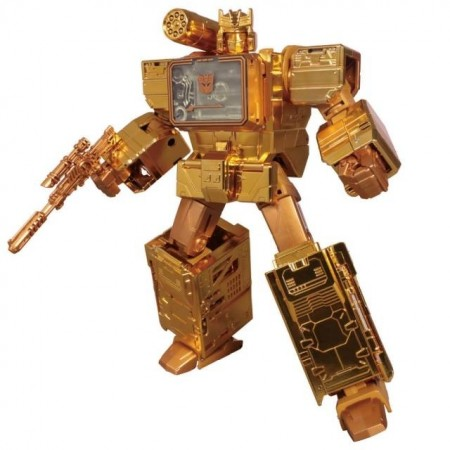 Transformers Golden Lagoon Soundwave Wonderfest Exclusive
