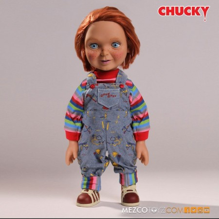 Mezco Child's Play Good Guy Chucky 15 Inch Doll