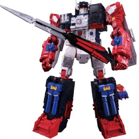 Transformers Legends LG-EX Grand Maximus SEA FREIGHT