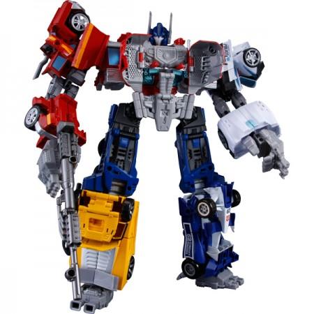 Transformers Unite Warriors UW05 Grand Convoy Prime