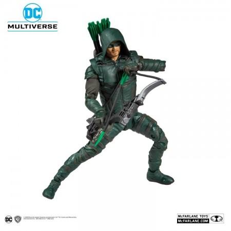 McFarlane DC Multiverse Arrow TV Series Green Arrow Action Figure
