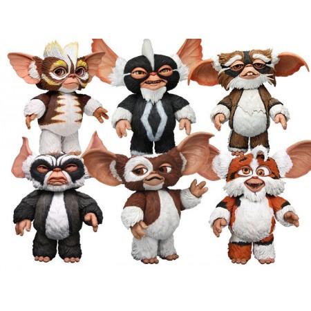 NECA Gremlins The New Batch Set of 6 Mogwai Action Figures