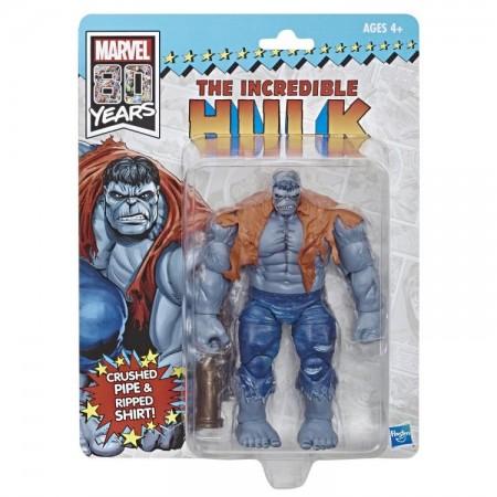 Marvel Legends Vintage Grey Hulk Convention Exclusive Action Figure