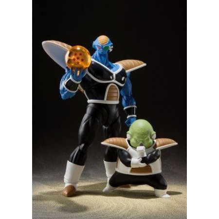 Dragon Ball Z S.H. Figuarts Action Figure 2-Pack Burter & Guldo