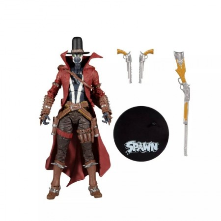McFarlane Toys Gunslinger Spawn Action Figure