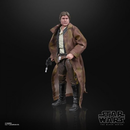 Star Wars The Black Series Han Solo Return of the Jedi Action Figure