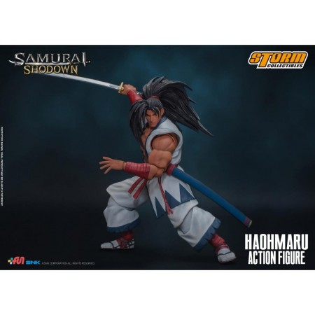 Samurai Showdown Haohmaruh Storm Collectibles Action Figure