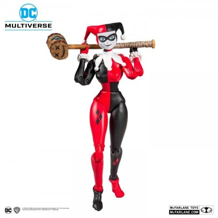 McFarlane DC Multiverse Classic Harley Quinn Action Figure
