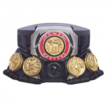 Power Rangers Lightning Collection MMPR Power Morpher