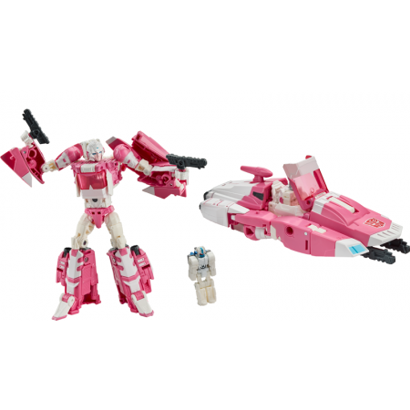 Transformers Titans Return Hascon Arcee & Ultra Magnus
