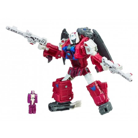 Transformers Titans Return Hascon Grotusque & Scorponok