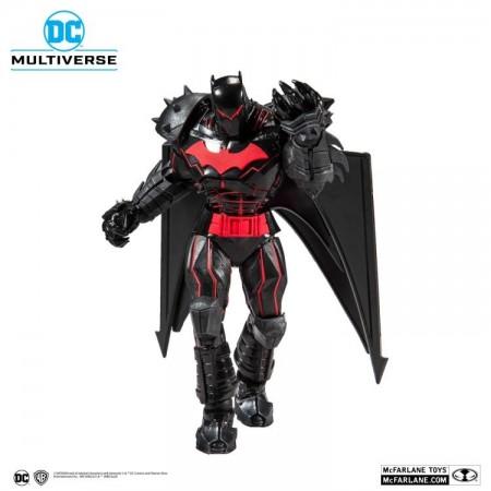 McFarlane DC Multiverse Batman and Robin Hellbat Suit Action Figure