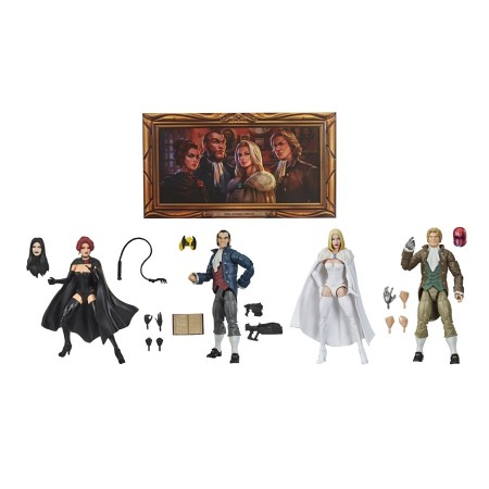 marvel legends hellfire club