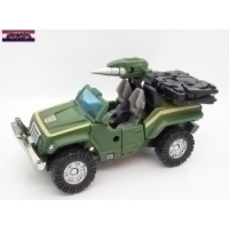 Henkei Hound Transformers Figure PRE-OWNED
