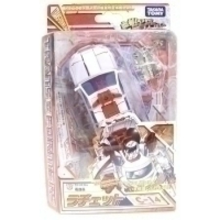 Henkei Ratchet Transformers Figure PRE-OWNED