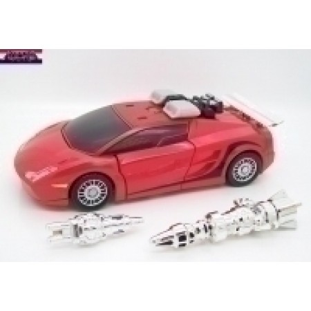 Henkei Sideswipe & GOW Launcher Transformers PRE-OWNED