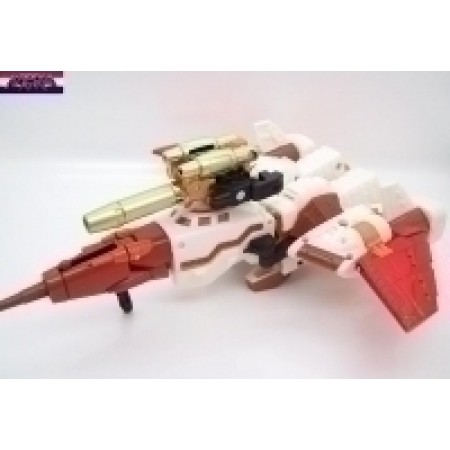 Henkei Strafe Transformers Figure PRE-OWNED