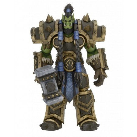 NECA Heroes of the Storm Deluxe Thrall 7 Inch Figure