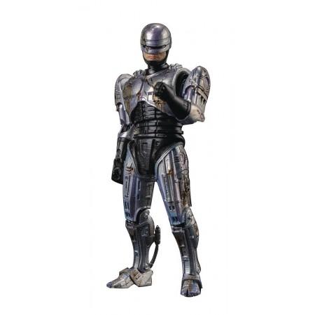 Hiya Toys Robocop Action Figure 1/18 Battle Damage Robocop Previews Exclusive 11 cm