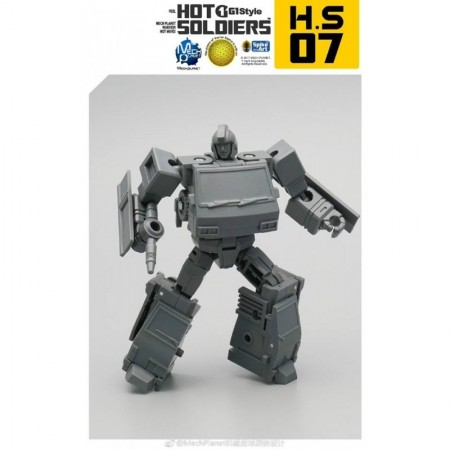 Mech Planet Hot Soldiers HS-07