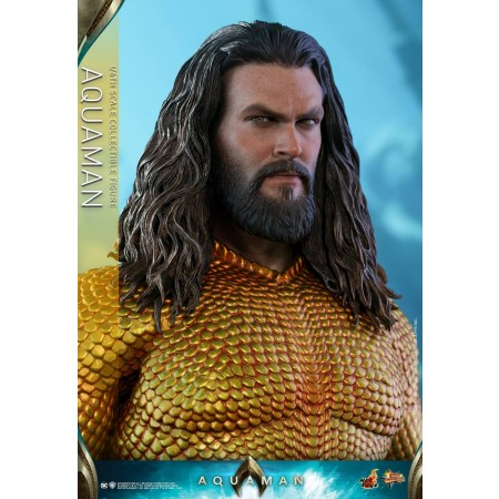 Hot Toys Aquaman ( Aquaman Movie Version ) 1/6th Scale Action Figure