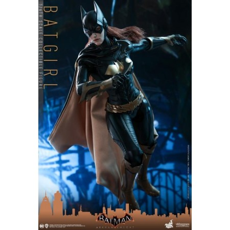 Hot Toys VGM40 Arkham Knight Batgirl 1/6 Figure