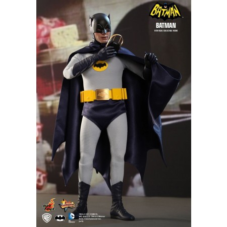 Hot Toys (1966) Adam West Batman 1/6th Scale Figure