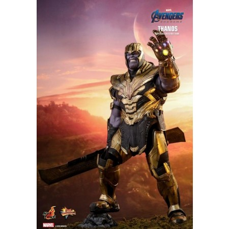 Hot Toys Avengers Endgame Thanos 1/6th Scale Action Figure MMS529