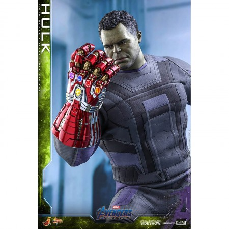 Hot Toys Avengers Endgame Hulk 1/6th Scale Figure