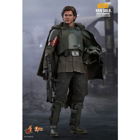 Hot Toys Han Solo Mudtrooper Star Wars A Solo Story 1/6th Scale Figure
