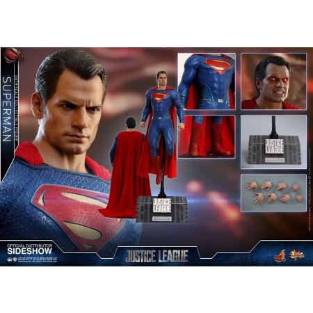Hot Toys Justice League Superman 1/6th Scale Action Figure
