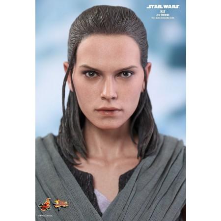 Hot Toys Star Wars The Last Jedi Rey Jedi Training 1/6th Scale Figure MMS446