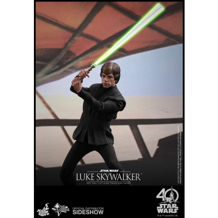Hot Toys Star Wars ROTJ luke Skywalker Jedi Knight 1/6 Scale Figure MMS429