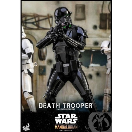 Hot Toys The Mandalorian Death Trooper 1/6 Scale Figure