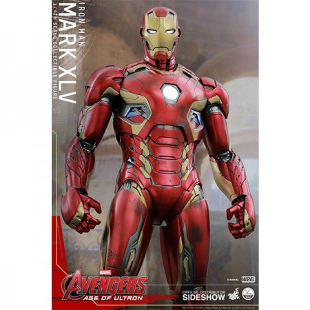 Hot Toys Age Of Ultron Iron Man XLV 1:4 Scale Figure