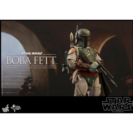 Hot Toys Star Wars Episode VI: Return of The Jedi - 1/6 Boba Fett