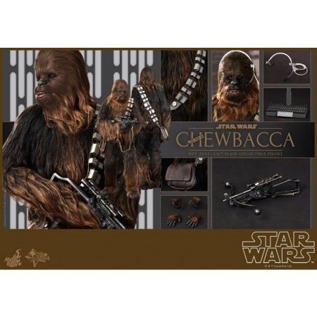Hot Toys Star Wars Episode IV: A New Hope - 1/6 Chewbacca