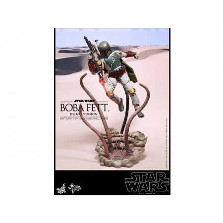 Hot Toys Star Wars Episode VI: Return of The Jedi - 1/6 Boba Fett Deluxe