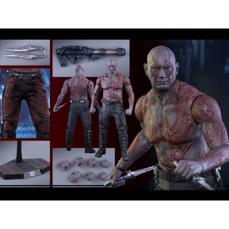 Hot Toys Guardians of the Galaxy 1:6 Drax the Destroyer Figure