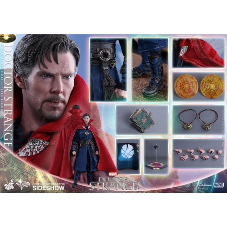 Hot Toys Dr Strange 1/6th Scale Action Figure