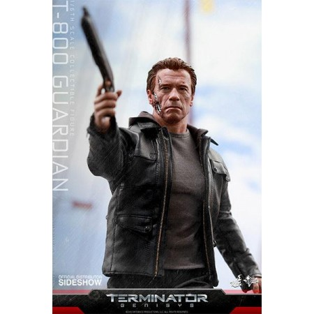 Hot Toys Terminator Genisys T-800 Guardian 1/6 Scale Figure