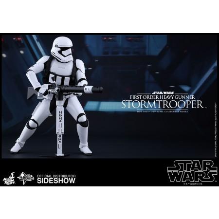 Hot Toys Star Wars First Order Stormtrooper Heavy Gunner 1/6 Figure