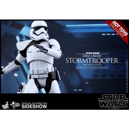 Hot Toys Star Wars The Force Awakens First Order Stormtrooper Squad Leader