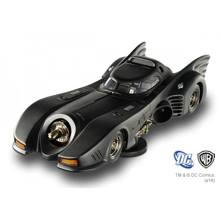 Hot Wheels 1:18 Scale  Batman Returns - Batmobile Diecast