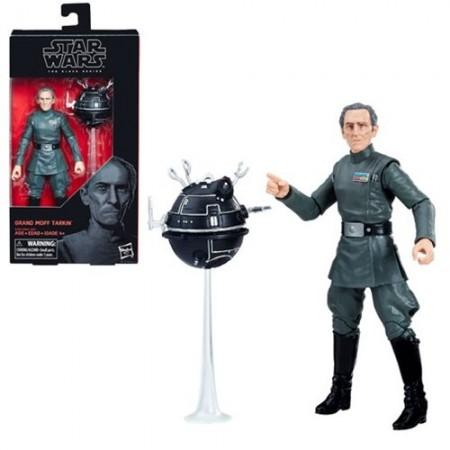 Star Wars The Black Series Grand Moff Tarkin
