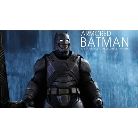 Hot Toys Dawn of Justice Armoured Batman