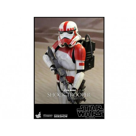 Hot Toys Star Wars Battlefront Shocktrooper 1/6th Scale Figure