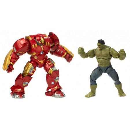 Marvel Legends universo cinematográfico Hulkbuster Vs Hulk oscuro 2 Pack